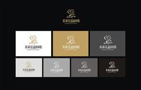 茉莉花logo设计