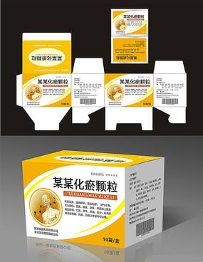 药品包装设计 CDR