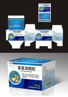 医院药品包装设计 CDR