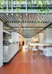 绿野风现代餐厅