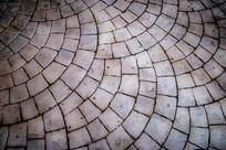 石头地面表面图