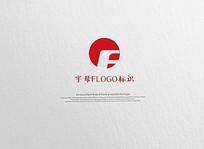 字母FLOGO标识