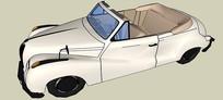 宝马502汽车SU模型