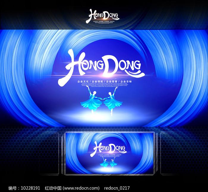 舞蹈大赛海报设计图片