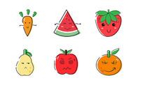 原创水果表情包