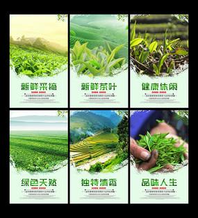 新茶上市茶叶文化海报
