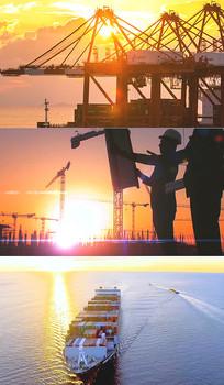 中国经济大发展之辉煌成就视频素材