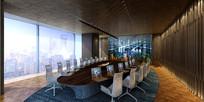 环球议事厅装修效果图