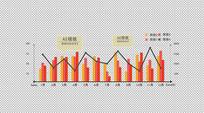 商务数据图表模板
