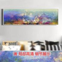 油画抽象画手绘原创