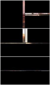 多图图片展示AE视频模板