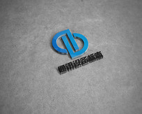 互联网通讯设备logo PSD