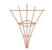 极简植物架子模型 skp