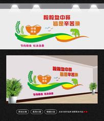 企业食堂文化墙