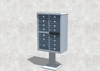 小型抽屉信箱 skp