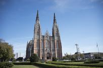 尖塔大教堂