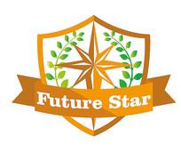 未来星标志设计 AI