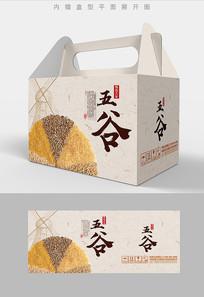 特色五谷杂粮包装设计