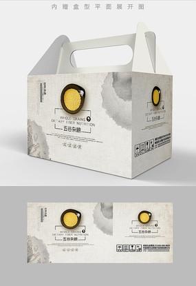 小米包装设计礼盒设计五谷杂粮包装