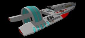 航天飞机SU模型