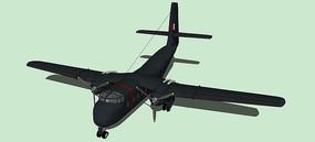 皇家空军飞机SU模型