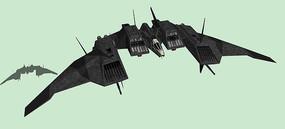 幽灵战斗机SU模型