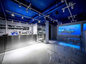 海洋主题咖啡厅设计