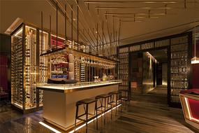 轻奢酒吧设计
