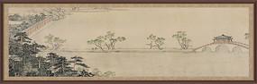 中式中堂画装饰画