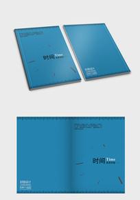 创意时间画册封面设计