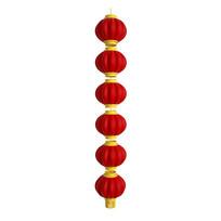 春节红灯笼元素设计