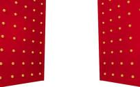 大红门春节素材背景设计