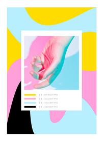 色彩三要素融合色谱