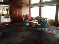 休闲沙发室内景观