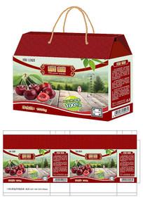 樱桃包装设计