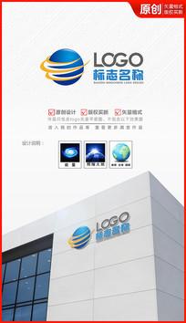 环球国际logo设计商标设计标志