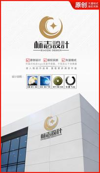 雄鹰财富钱币logo设计商标标志设计