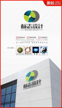 共赢财富logo设计标志商标设计