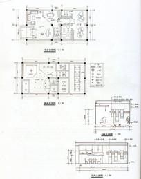 室内设计师办公室平顶立手绘 JPG