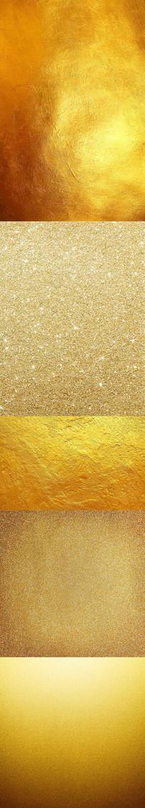 高清黄金金色背景图
