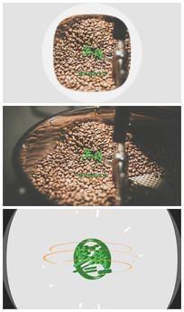 简洁logo标志片头视频