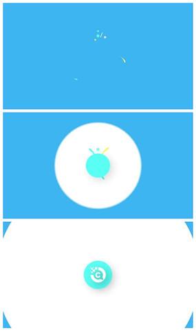 简洁logo片头展示视频模板