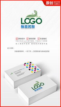 爬宠蜥蜴卡通logo设计商标标志设计