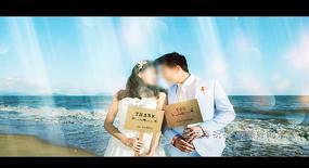 唯美爱情婚礼片头AE模板