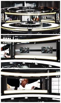 大气e3d商业图片展示视频模板
