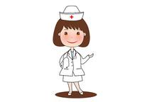 护士卡通形象