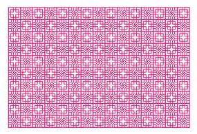 中国经典传统背景花纹矢量
