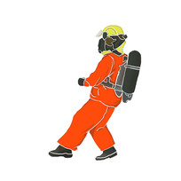 消防员元素