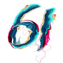 61字体设计元素