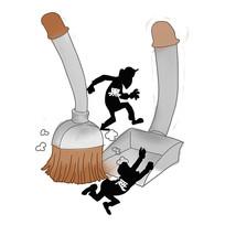 原创扫黑除恶扫除黑恶势力元素